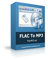FLAC To MP3 Converter - Convert FLAC Audio to MP3 Format